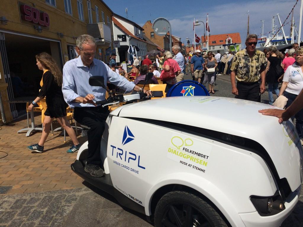 TRIPL Bertel Haarder Folkemødet