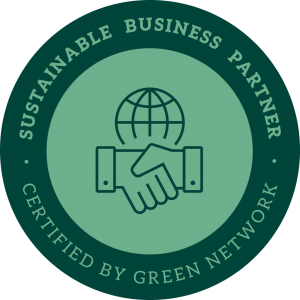 SUSTAINABLE BUSINESS PARTNER_label