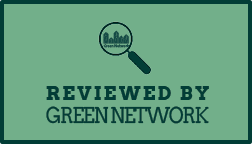 Reviewed by Green Network logoet